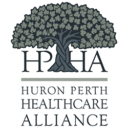 Huron Perth Health Alliance Logo