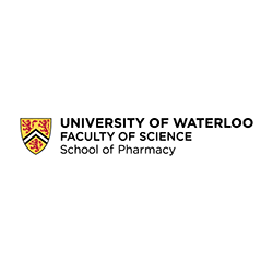University of Waterloo - School of Pharmacy Logo